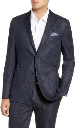 Vince Camuto Slim Fit Pinstripe Sport Coat
