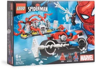 Lego Spider-Man Bike Rescue