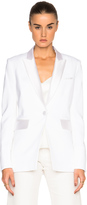 Veronica Beard FWRD Exclusive Turks Tuxedo Blazer