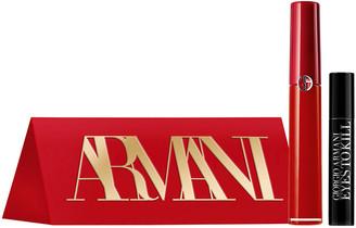 Giorgio Armani Must-Have Lip Maestro Gift Set