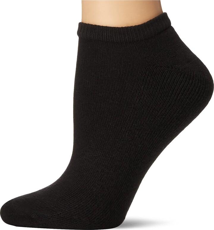 Thumbnail for your product : Gildan Half Cushion No Show Socks 10 Pairs