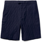 Public School - Oshu Quilted Cotton Shorts