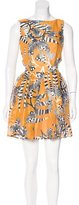 Thakoon Linen & Silk-Blend Dress w/ Tags