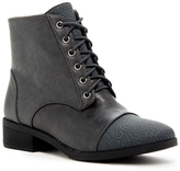 Michael Antonio Charcoal Donor Ankle Boot