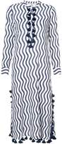 Figue Paolina long kaftan dress