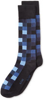 Alfani Men's Box-Texture Socks, Only at Macy's