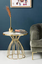 Anthropologie Seaford Side Table