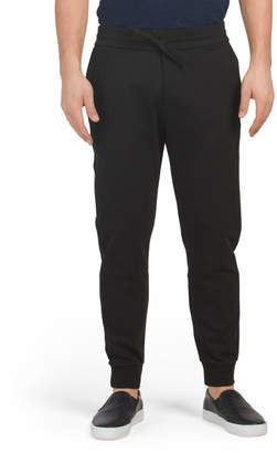 Elastic Waist Sweatpants