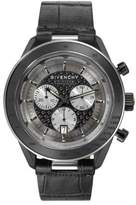 Givenchy Eleven Stainless Steel Chronograph Watch