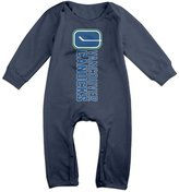 DHome Jumpsuit DHome Canuck Team Long-sleeve Infant Winter Bodysuit 6 M