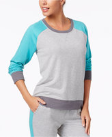 Jenni by Jennifer Moore Colorblock Pajama Top, Only at Macy's