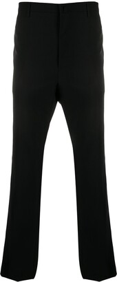 Lanvin Striped Slim-Fit Trousers