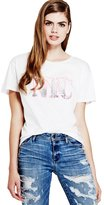 GUESS Women's City Destination Tee