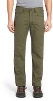 Prana Men's 'Bronson' Straight Leg Stretch Canvas Pants