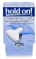 Bed Bath & Beyond Comforter Clips (set of 4)