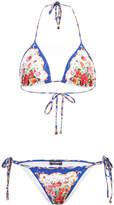 Dolce & Gabbana Mallorca triangle bikini
