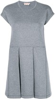 Marni pleated skirt dress