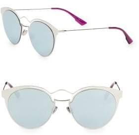 Christian Dior Nebula 54MM Round Sunglasses