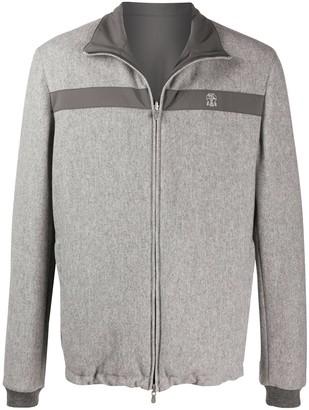 Brunello Cucinelli Reversible Sports Jacket