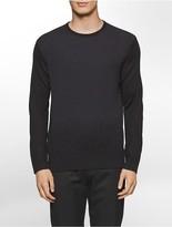 Calvin Klein Herringbone Merino Blend Sweater
