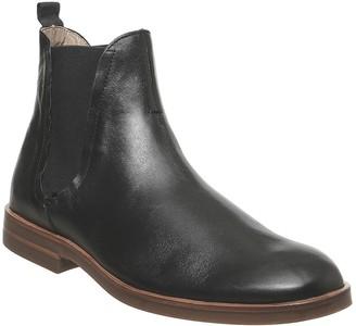 Hudson London Adlington Chelsea Boot Black Calf