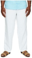 Tommy Bahama Big Tall New Linen On The Beach Pant Men's Casual Pants