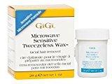 GiGi Microwave Sensitive Tweezeless Wax, 1 Ounce