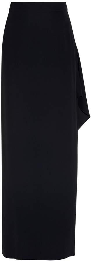 Antonio Berardi Back Ruffle Maxi Skirt