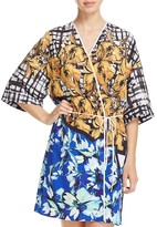Clover Canyon Shattered Garden Robe - 100% Bloomingdale's Exclusive