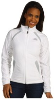 The North Face Lasen Jacket (TNF White/High Rise Grey) - Apparel