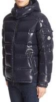 Moncler Men's 'Maya' Lacquered Down Jacket