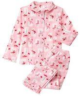 Gymboree Snowman Pajama Set