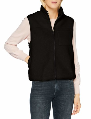 Pieces Women's PCSADIE Teddy Vest