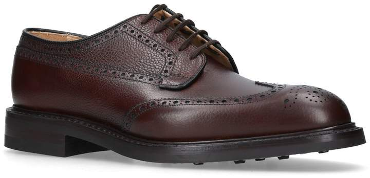 Church's Grafton Punched Derby Shoes
