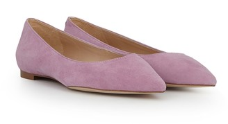 Sally Pointed Toe Flat