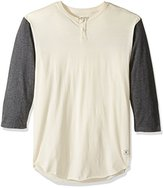 DC Men's Basic Long Sleeves Knit Top