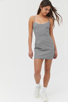 Urban Outfitters Southold Gingham Mini Dress
