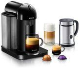 Nespresso VertuoLine Coffee and Espresso Maker Bundle in Black
