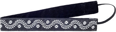 Ulta My Band Black Dragon Flower No-Slip Headband