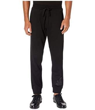 Emporio Armani Terry Megalogo Trousers