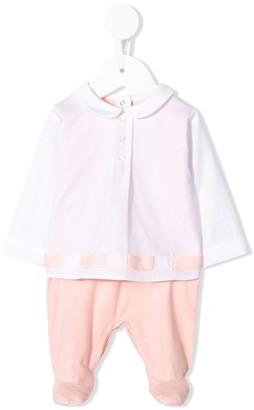 Fendi FF ribbon pajamas