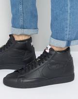 Nike Blazer Cuir - ShopStyle France