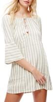 Free People Women's Folk Town Minidress