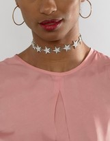 Ashiana Gem Star Choker Necklace