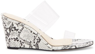 Jessica Simpson Women's Cilvey In Color: Clear Shoes Size 5 Leather From Sole Society