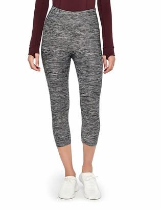 Aurique Amazon Brand Women's Capri Sports Leggings