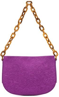 BY FAR Pelle chain shoulder bag