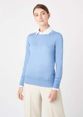 Hobbs Penny Merino Wool Sweater