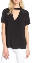 Bardot Women's Band Neck Top