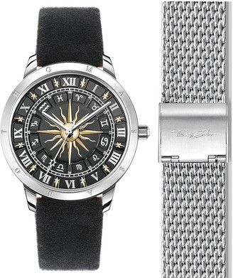 Thomas Sabo Two-Tone Sun Womens Watch